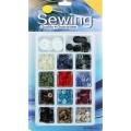 Набор пуговиц Sewing 140 шт