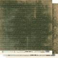 """Бумага для скрапбукинга Fleur  коллекция """"Винтаж"""" двусторонняя 30,5х30,5см 190гр/кв.м. 1 лист"""