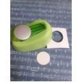 Дырокол ТМ Рукоделие фигурный CD-99M-116 Круг 2,5см