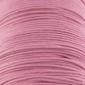 Вощеный шнур толщина: 1мм цвет: розовый 1м