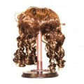 Волосы для кукол цвет: шатен