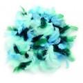Набор перьев АСТРА 15см цвет: мультиколор 20шт