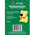 Наполнитель для игрушек АСТРА полиэстер 100гр