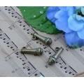 Подвеска для изготовления бижутерии Микрофон цвет: бронза 1шт