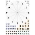 Декупажная карта Freedecor А3 арт.DK070 80гр./кв.м 1шт