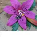Подвеска для изготовления бижутерии ScrupBerry's Пчелка цвет: медь 1шт