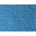 Бисер пр-во Китай цвет: голубой матовый 100гр