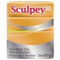 Запекаемая пластика Sculpey III цвет: золото 57гр