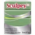 Запекаемая пластика Sculpey III цвет: мох 57гр