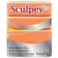 Запекаемая пластика Sculpey III цвет: оранжевый 57гр