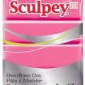 Запекаемая пластика Sculpey III цвет: розовый 57гр