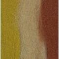 Шерсть Троицкая для валяния 3 цвета 100гр