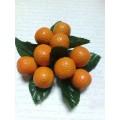 """Декоративные пластиковые фрукты """"Апельсины"""""""