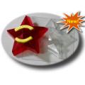 """Форма для изготовления мыла """"Звезда №2"""" 1шт"""