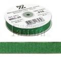 Лента ГАММА металлизированная ширина: 20мм цвет: зеленый 1м