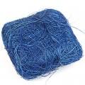 Сизалевое волокно 100гр цвет: синий