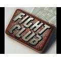 """Форма для изготовления мыла """"Fight Club"""" 1шт"""